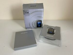 Creative Zen V Plus MP3 Player - NO POWER - Spares or Repairs - Sold as Seen