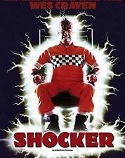 DVD SHOCKER Michael Murphy Mitch Pileggi 1989 WES CRAVEN  Region 4 Classic cover