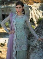 Pakistani Indian Salwar Kameez Suit Party Wear Anarkali Bollywood Maria B