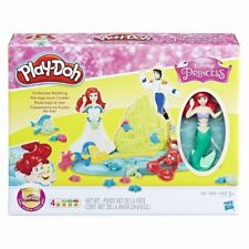 NEW HASBRO PLAY-DOH DISNEY PRINCESS ARIEL UNDERSEA WEDDING E0373