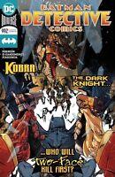 DETECTIVE COMICS #992 DC COMICS BATMAN  COVER A 1ST PRINT KOBRA !