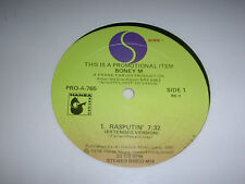BONEY M. Rasputin´ EXTENDED DISCO MIX US MAXI ´78 PROMO