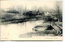 CP 02 Aisne - Bourg-et-Comin