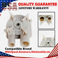 Washer Washing Machine Water Drain Pump Kit For Whirlpool Kenmore Maytag 3363394