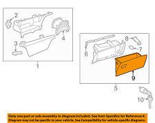 TOYOTA OEM 15-16 Sienna-Dash Glove Compartment Box Door 5550108020B0
