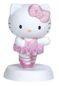 Precious Moments Sanrio Hello Kitty Ballerina Porcelaine Figurine New