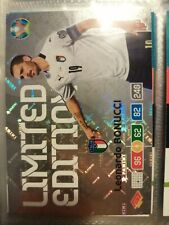 Uefa euro2020 Adrenalyn xl  limited card Leonardo Bonucci