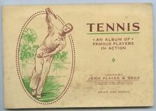 Tennis Memorabilia Cards