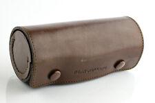 Kern Paillard Leather Lens Pouch