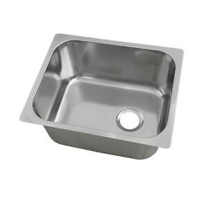 Stainless Sink 320x260 Basin Kitchen Bowl Caravan Motorhome Campervan Boat