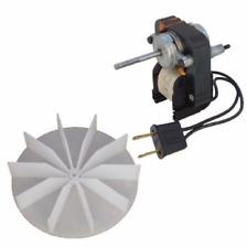 Electric Fan Motor Kit Withblower Wheel 316 Shaft 120v Bathroom Exhaust Vent 60hz