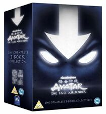 Avatar: The Last Airbender Commentary DVDs & Blu-ray Discs