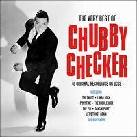 CHUBBY CHECKER * 40 Greatest Hits * NEW 2-CD Boxset * All Original Songs * NEW
