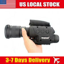 Rongland NV-760D Infrared Night Vision Hunting Camera Monocular Telescopes 7x60