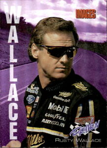 1996 Classic Images Driven D8 Rusty Wallace - Miller  #/1800