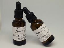 Beard Conditioning Oil, Moisturising + Growth 100% Natural Ingredients, Organic