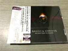 Angels & Airwaves – We Don't Need To Whisper UICF1072 JAPAN CD OBI