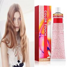 Wella Color Touch Amonia Free Semi Permanent Hair Color - Pure Naturals