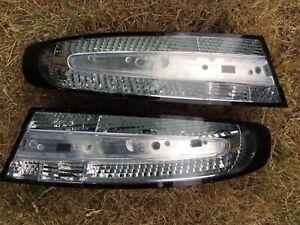 Aston Martin DB9 / DBS / V8 / V12 / Vantage Carbon Edition Clear Rear Lights