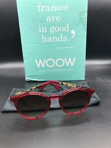 ☀️ Woow Women's Sunglasses Super Cute 3 Italy Col 2122 New Fast Free S/H ☀️
