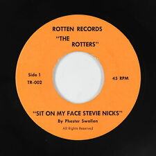 Punk Garage 45 - Rotters - Sit On My Face Stevie Nicks - Rotten - mp3