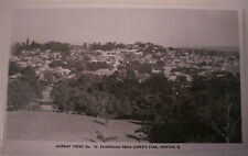 IPSWICH, QLD VINTAGE REAL PHOTO - TOWN VIEW POSTCARD 1950's Australia