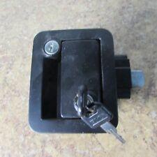 2 Keys CW431 FIC Entry Door Lock Handle Knob Deadbolt RV Motorhome Trailer Key