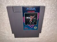 Section Z (Nintendo Entertainment System, 1987) NES Authentic 5 Screw Game Exc!