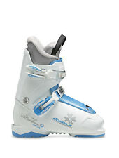 2015 Nordica Firearrow Team 2 Jr Ski Boots White Size 20.5  05082900T1A