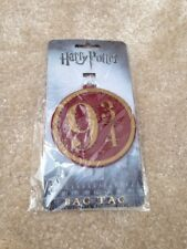 Harry Potter Hogwarts Express Platform 9 3/4 Luggage/ Bag/ Travel Tag