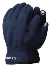 Trekmates Arran Fleece Lined Windproof Glove Navy Large/x-large