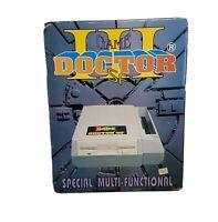 Game Doctor SF III - Super Famicom Dev Kit Backup Player CIB Very Rare Collector
