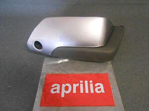 NEW GENUINE APRILIA ETV 1000 CAPO NORD 04-07 TITAN GREY L/H HANDGUARD AP8178429