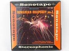 Rumanian Rhapsody no.1 Enesco 2-Track Inline Reel Tape 7 1/2 ips SWB 7026