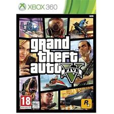 Grand Theft Auto V 5 GTA Game for Microsoft Xbox 360 X360 NEW SEALED