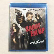Shoot 'Em Up (2008, Blu-ray Disc)