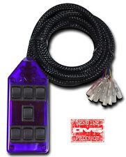 AVS AVS-ARC-7-PUR Purple Switchbox Air Ride Suspension Bag Controller