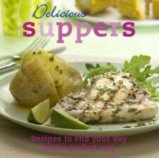 New, Suppers (Delicious), , Book