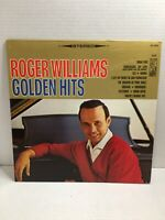 Roger Williams Golden Hits Vinyl LP