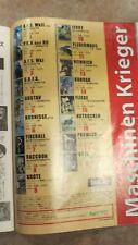 Model Graphix magazine #196 with SF3D Ma.K Mashinen Krieger pictures TSR2