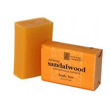 Sandalwood Soap Bar by River Soap Company 4.50 oz. - Natural Essential oils