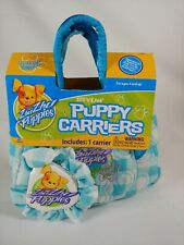 Zhu Zhu Puppies Stylin' Carriers Blue Brand New Ages 4 & Up