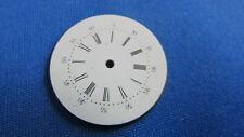 ancien cadran emaillé montre a gousset 2.8 cm   4