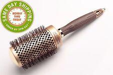 "Olivia Garden NanoThermic Ceramic + Ion Round Thermal Brush 2.15"" - NT-54"