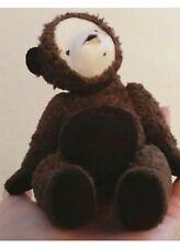 Ooak Handmade Teddy Bear Porclean Face