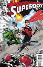 Superboy Comic Issue 4 Modern Age First Print 2011 Jeff Lemire Pier Gallo DC