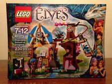 LEGO Elves Elvendale School of Dragons 41173 friends girls New