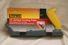 """10"""" Surface Forming Plane by Empire Level Mfg., New in Package, Model 8802"""
