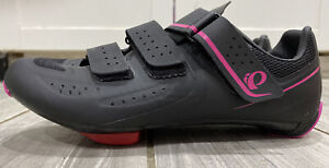 Pearl Izumi Women's Select Road V5 Studio Antimicrobial Cycling Shoes Size 39
