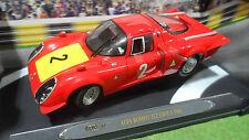 ALFA ROMEO 33.2 Racing #2 Imola 1968 rouge 1/18 de RICKO 32146 voiture miniature